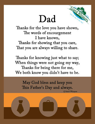 Fathers Day Poems with Images from Daughter