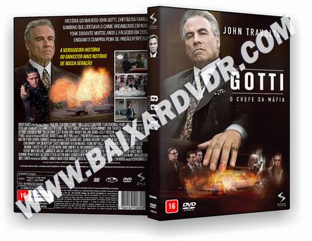 Gotti – O Chefe da Máfia (2019) DVD-R AUTORADO