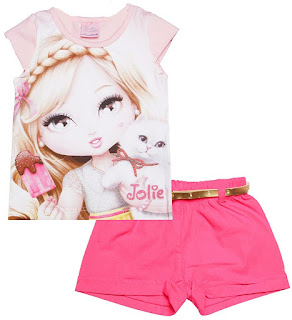 Fornecedor de moda infantil