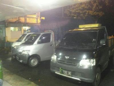 taxi barang purwokerto
