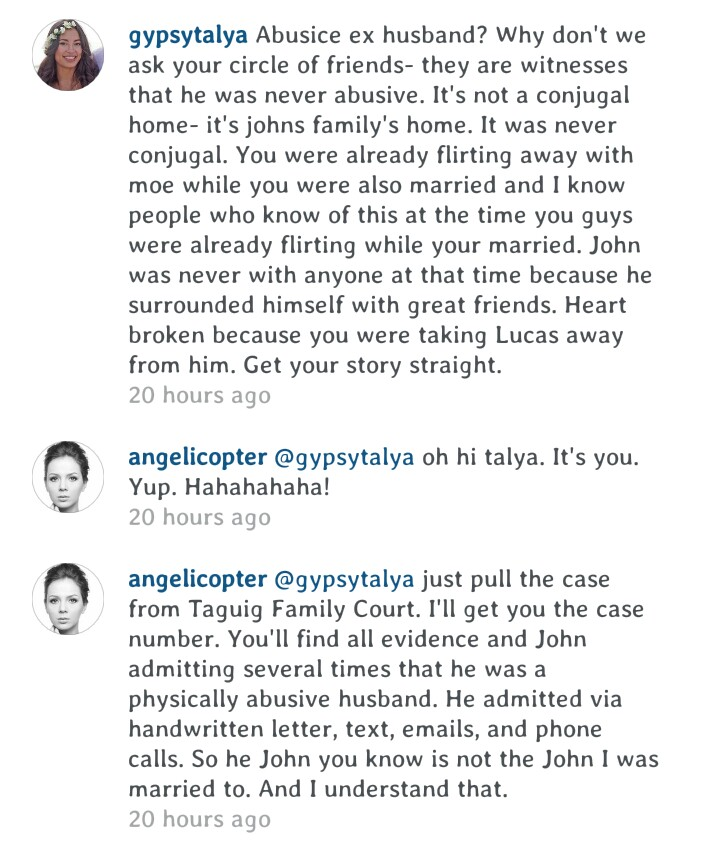 angelicopter and mo twister relationship help