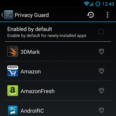 Android 4.3 App Ops Permission Manager like feature 'Privacy Guard' now added to CyanogenMod 10.2 builds
