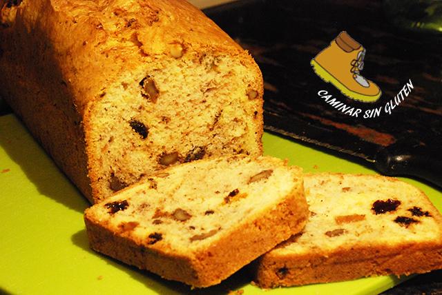 Pan de pascua sin gluten