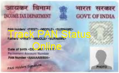 Pan Card Applying New Rules as on 5th December 2018