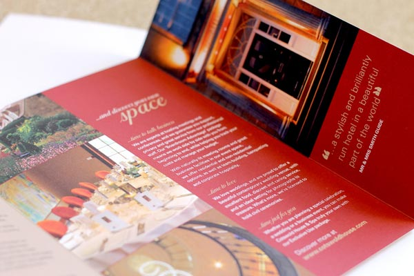 15 Best Examples of Hotel Brochure Design Ideas  JayceoYesta