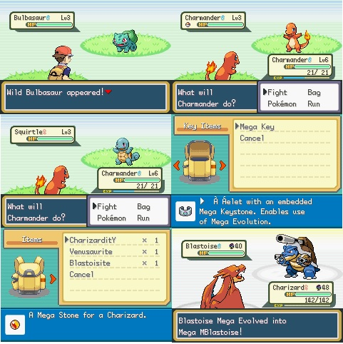 Pokemon Fire Red: Origins