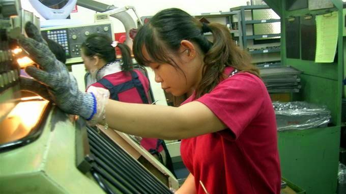 Báo động lao động bỏ trốn tại thị trường Đài Loan