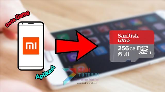 Coba Tutorial Cara Memindahkan Data Game & Aplikasi Ke Eksternal Memory Berikut Ini! Solusi untuk Internal Memory Smartphone Xiaomi Kamu Penuh: Tested Mi A1