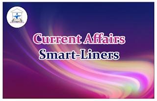 Current Affairs Smart-Liner 24th Feb 2016