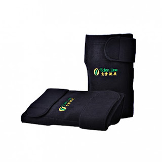 Genunchiere cu turmalina ideale pentru tratamentul  inflamatiilor si durerilor  de genunchi