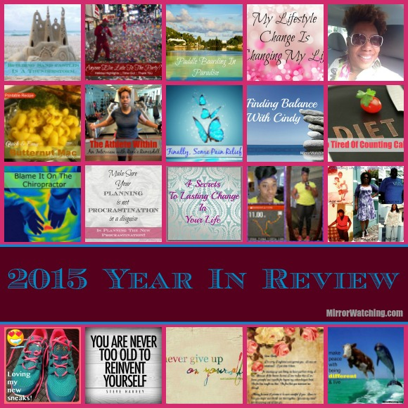 Join me as Iook back on 2015 Year In Review and pick out my favorite posts.