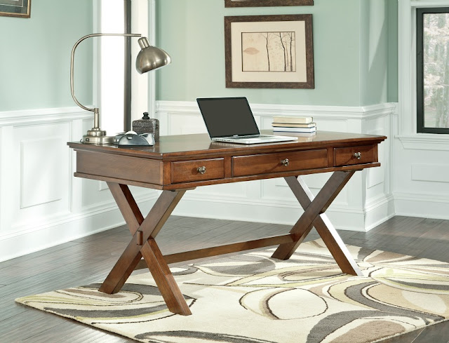 best solid wood home office desk drawers for sale