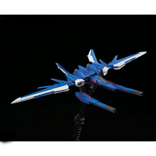 Bandai RG GAT-X105B/FP Gundam Build Strike Full Package Model Kit [1:144]