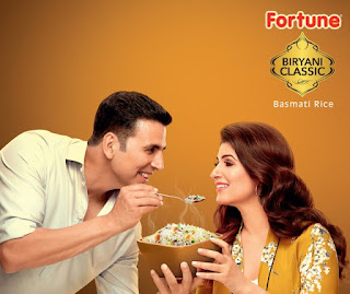 Adani wilmar launch fortune classic Basmati rice
