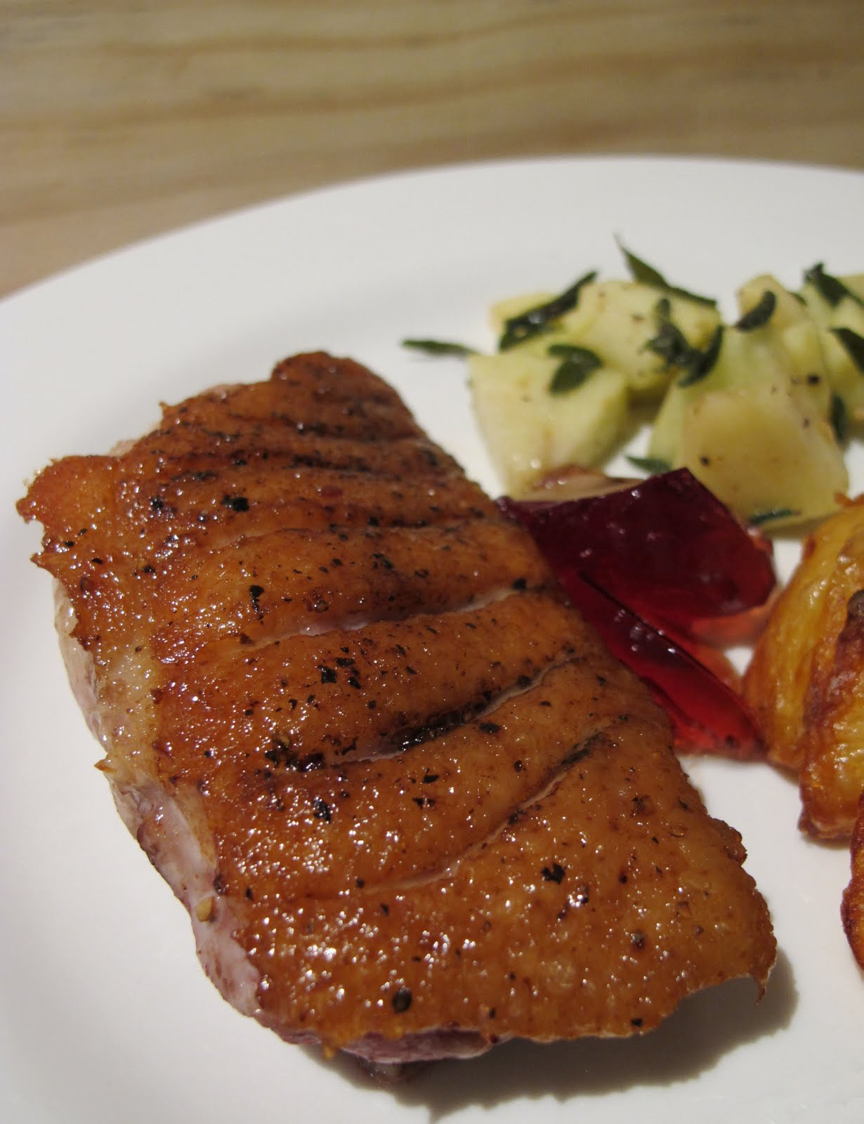 How To Cook Duck Breast Pan Fry