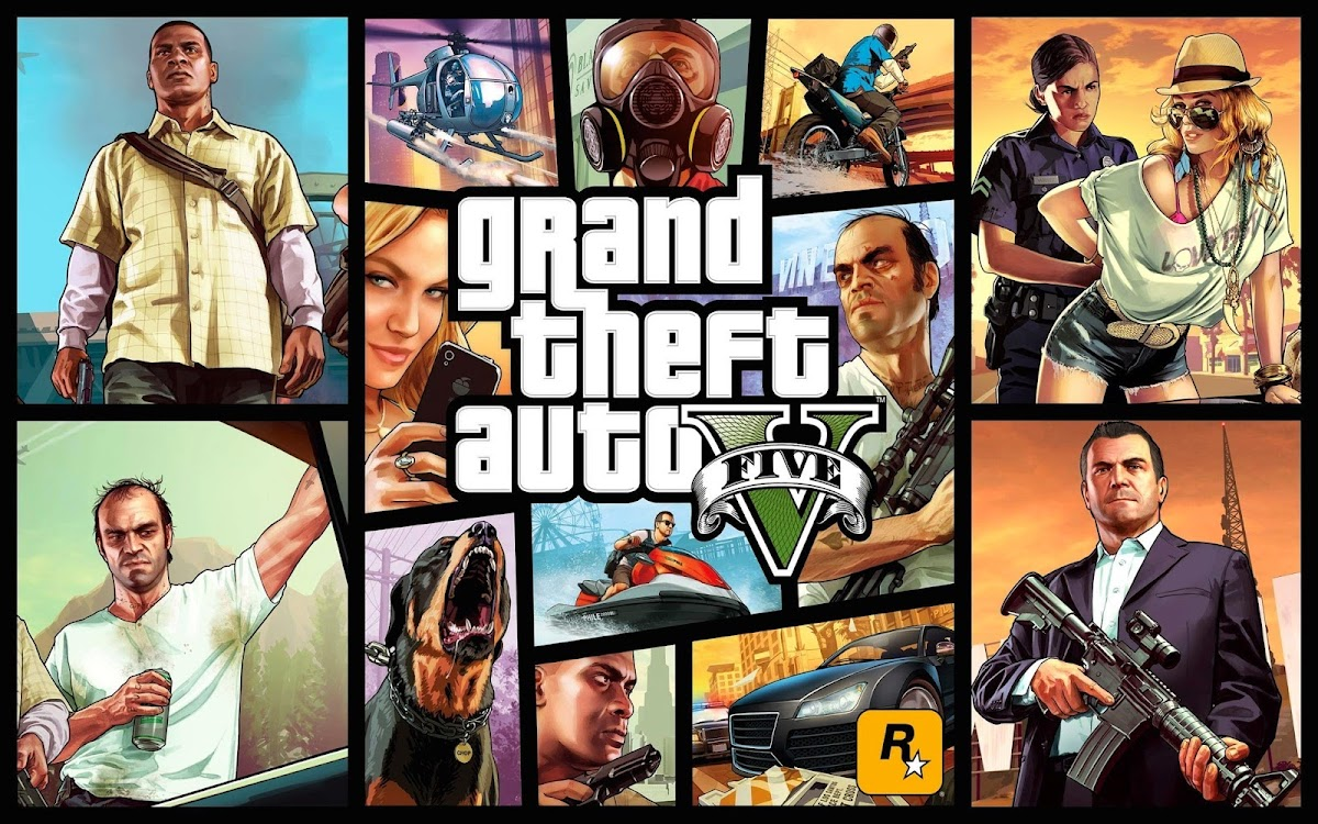GTA 5 is the most successful title in the USGTA 5 is the most successful title in the US