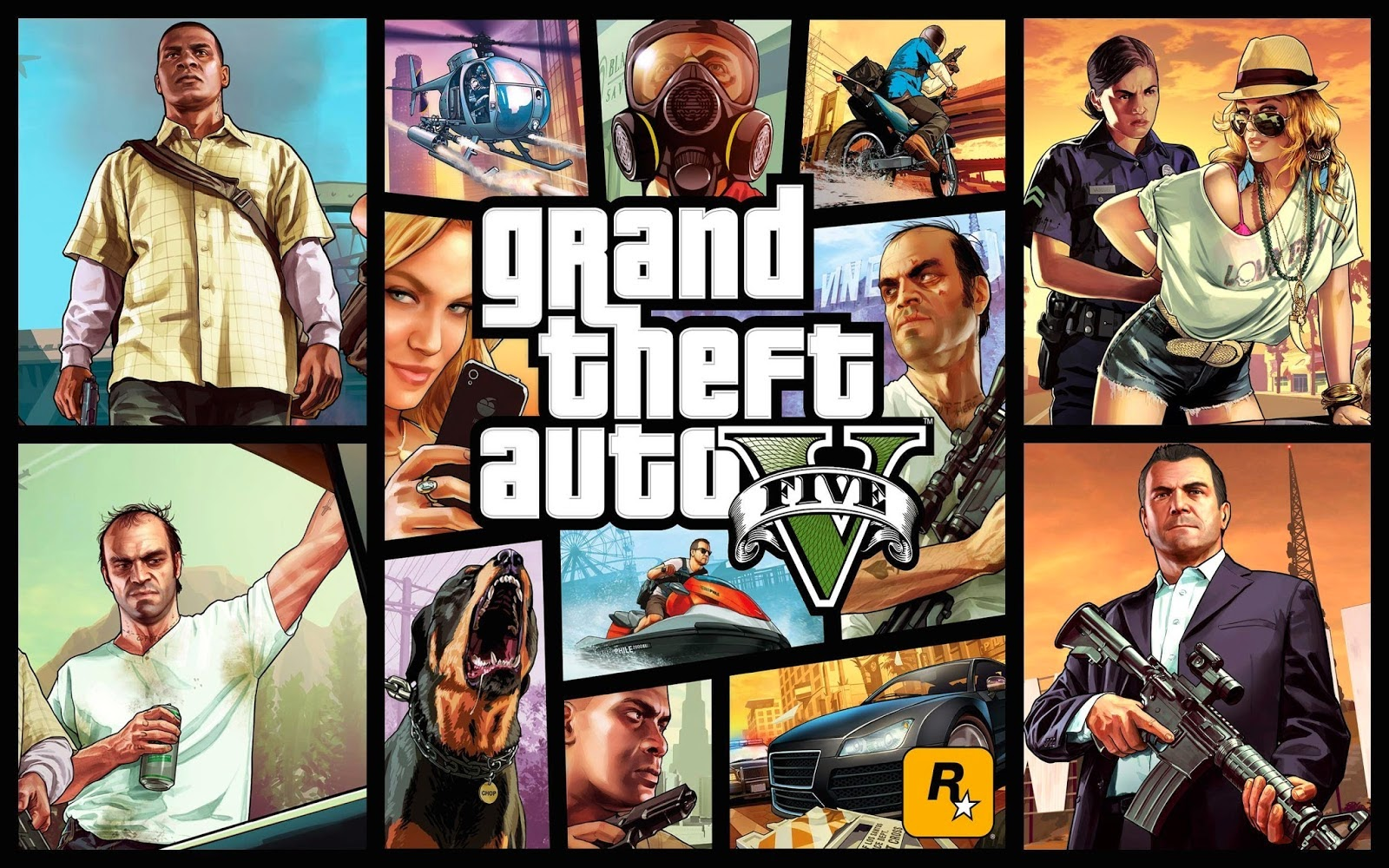 GTA 5 is the most successful title in the US