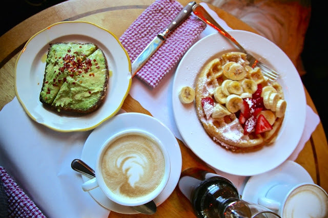 cafe gitane, New York