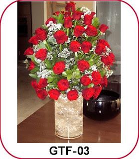 Karangan Bunga Ucapan Selamat Ulang Tahun