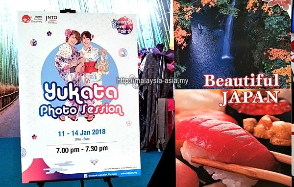Malaysia Yukata Photo Session