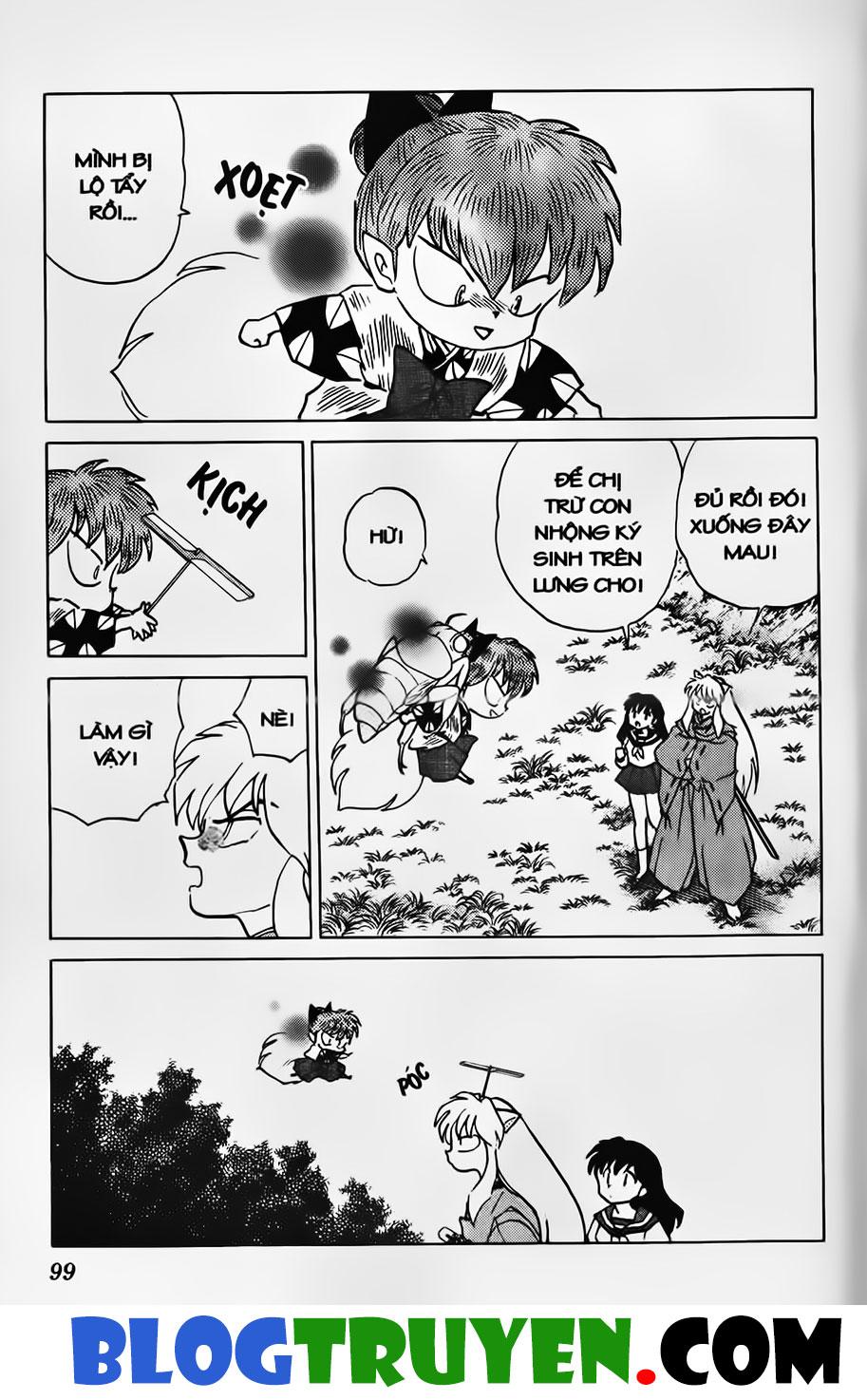 Inuyasha vol 34.6 trang 6