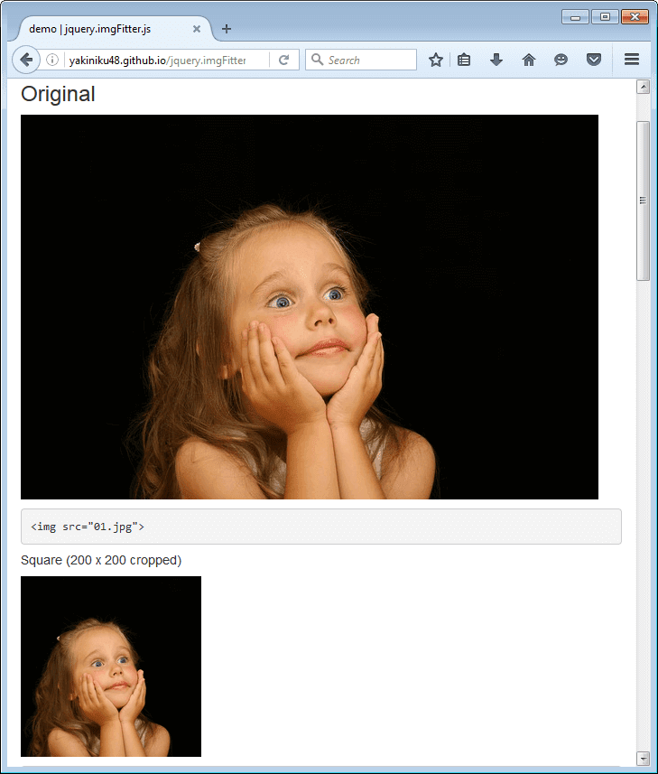 12 jQuery Image Cropping Plugins | jQuery By Example