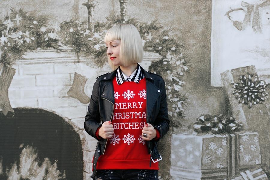 We Love Xmas Sweaters Antimuse