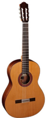 Đàn Guitar Classic Almansa 424 Spruce