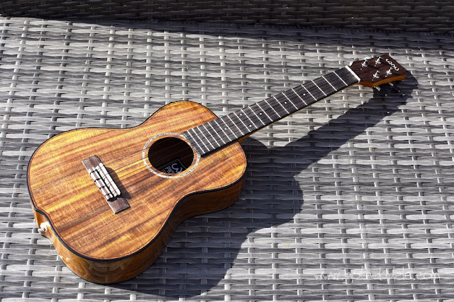 World Of Ukes Pioneer T1 Tenor Ukulele