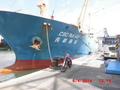 Undername export import Jakarta