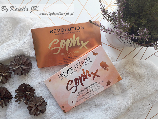 Makeup Revolution SophX SophX Extra Spice