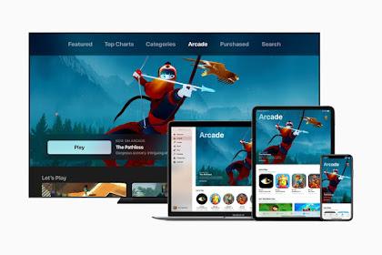 Apple Kini Menjadi Perusahaan Gaming Keempat Terbesar Berkat iPhone