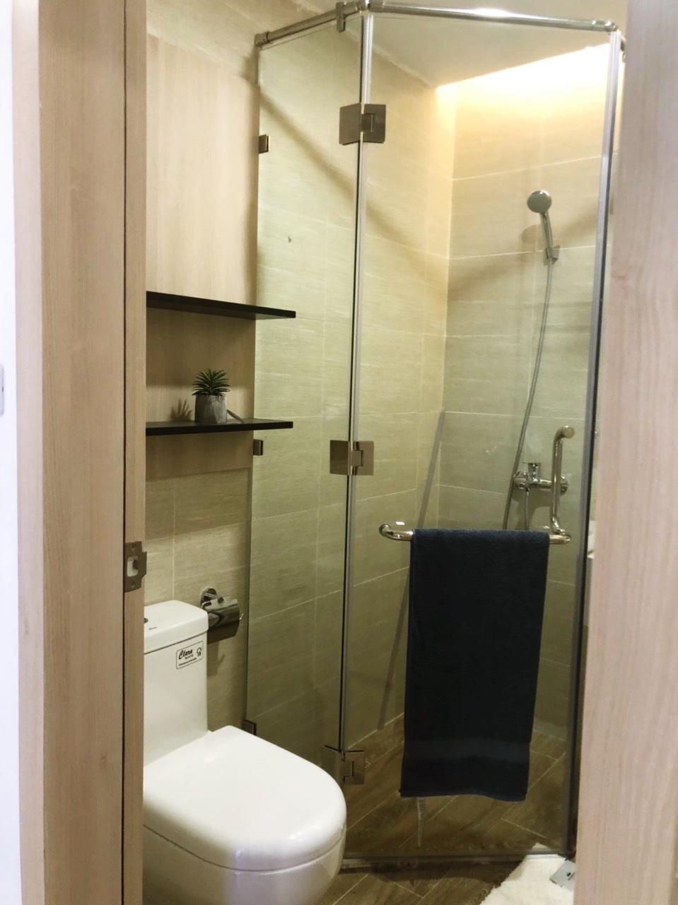 Phòng vệ sinh dự án Amber Riverside Minh Khai