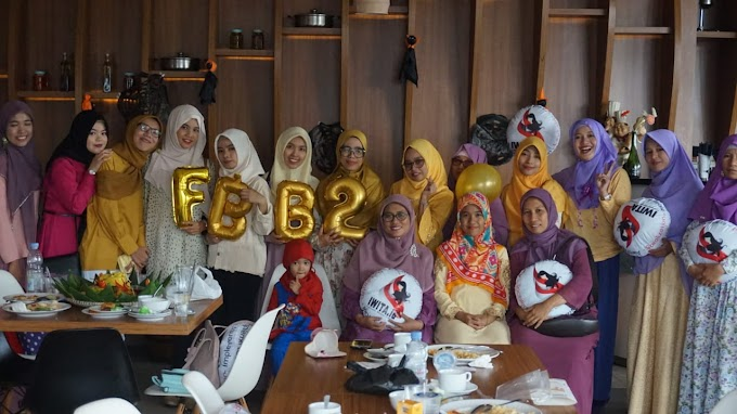 Female Blogger of Banjarmasin 2nd Anniversary