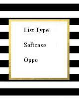 Softcase untuk Handphone Oppo