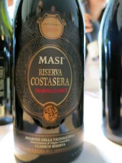 Masi Costasera Riserva Amarone della Valpolicella Classico 2009 - DOC, Veneto, Italy (92 pts)