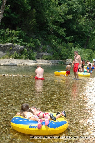 15 Incredible Arkansas Swimming Holes.