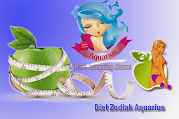 Tips Diet Cepat Langsing Zodiak Aquarius
