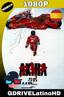 Akira (1988)[CAS] BDREMUX 1080P MKV
