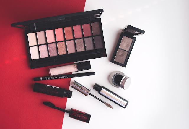 Makeup Revolution New-trails vs Neutrals макияж