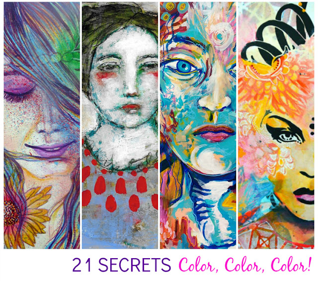 21 Secrets Fall 2016 with Martice Smith II JOIN US HERE: http://bit.ly/MetallicMandalas
