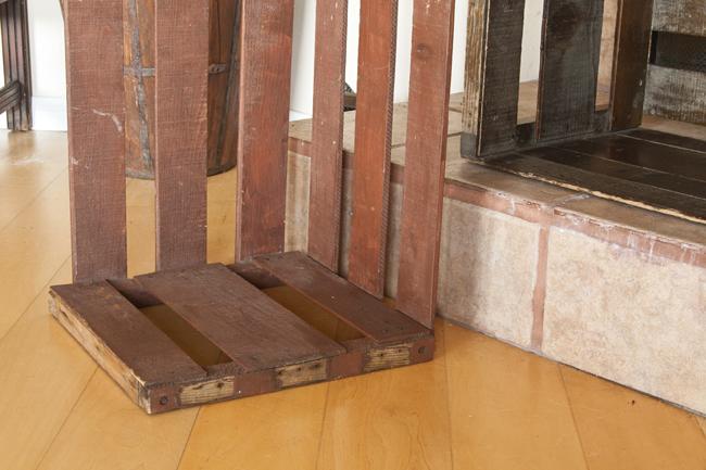 Restoring Old Wooden Crates