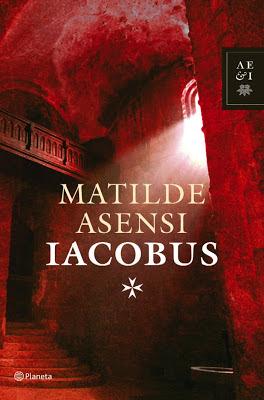 Iacobus - Matilde Asensi (2000)