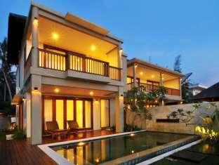 Hasil gambar untuk gambar Villa Alasan Lombok