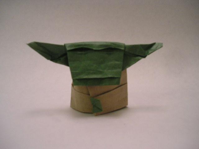 SF Capone7's Van Jahnke Yoda Instrux!!!! | OrigamiYoda | 480x640