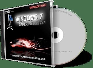 โหลด Windows 7 Gamer Edition แรง