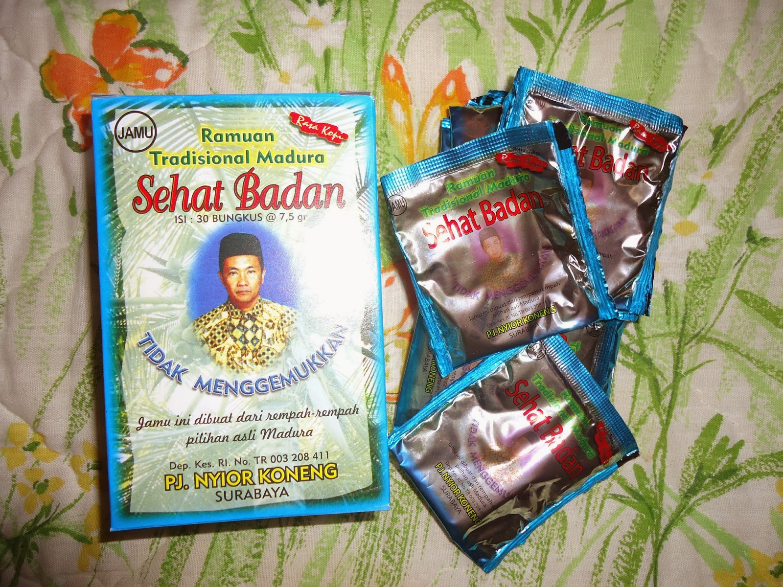 The danger of Sehat badan