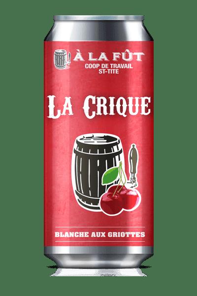 La Crique / À la Fût