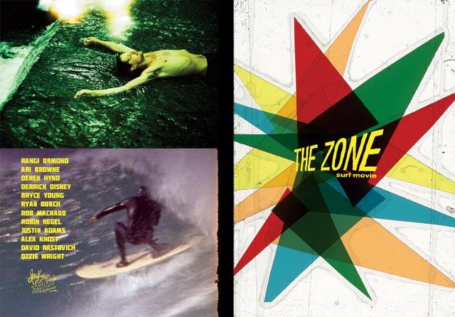 THE ZONE surf movie - Trailer