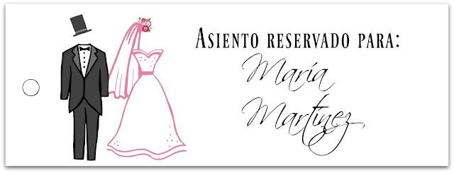 etiquetas marcasitios para bodas